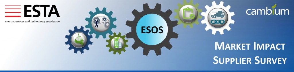 ESOS Survey Home page image