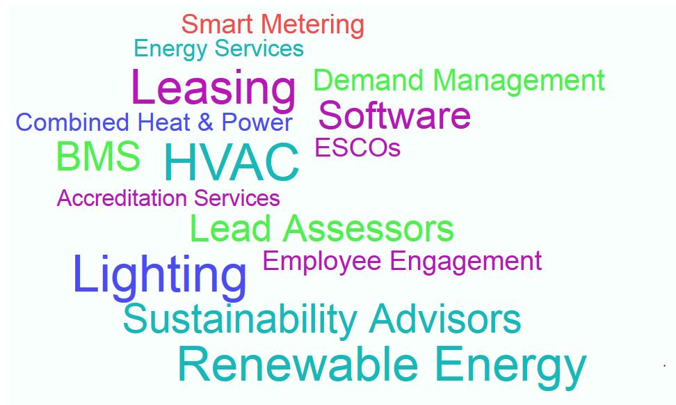 ESOS Supplier Wordle
