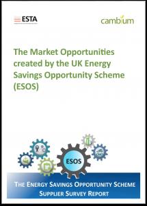 ESOS Report Cover