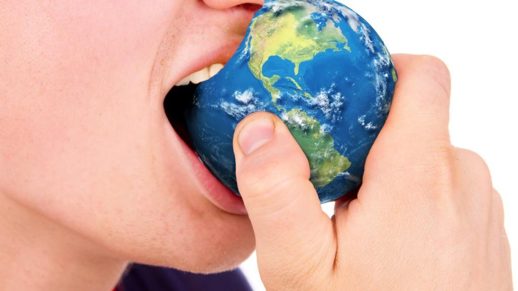 Sustainability crunch
