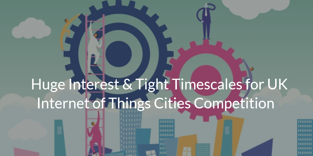 Smart Cities demonstrator image for blog