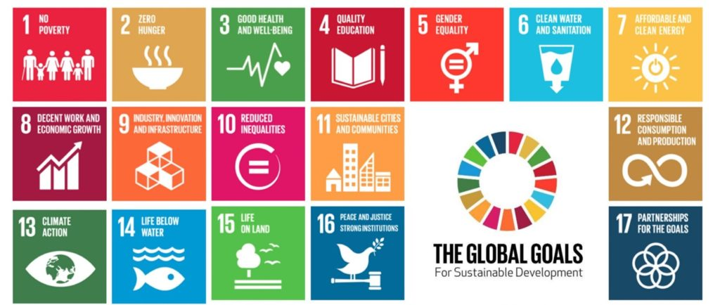SDGs help you to find new markets