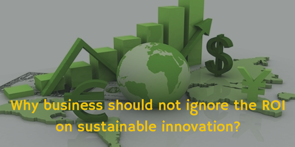 The ROI on OI on Sustainable Innovation