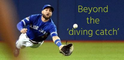"Building Trust in effective collaborations - avoiding the ""diving catch"""